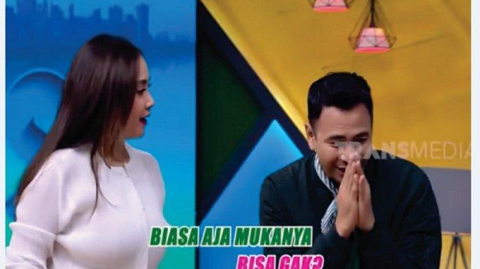 Raffi Ahmad Tetiba Salting saat Ketemu Mika Tambayong, Nagita Slavina Ngakak: Kenapa Muke Lu Begitu!
