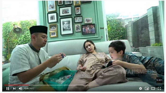 Raffi Ahmad Sebut Dirinya Suami Siaga Karena Lakukan Ini, Rafathar Protes: Anaknya Aja Gak Diurusin