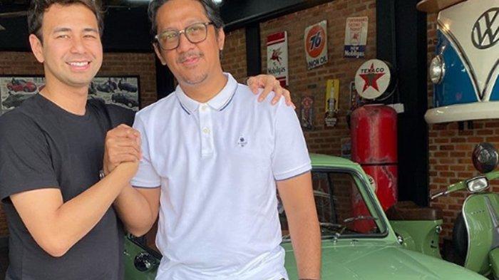 Mobil Morris Raffi Ahmad Akhirnya Jatuh ke Tangan Denny Cagur, Suami Nagita: Sorry Baim Wong!