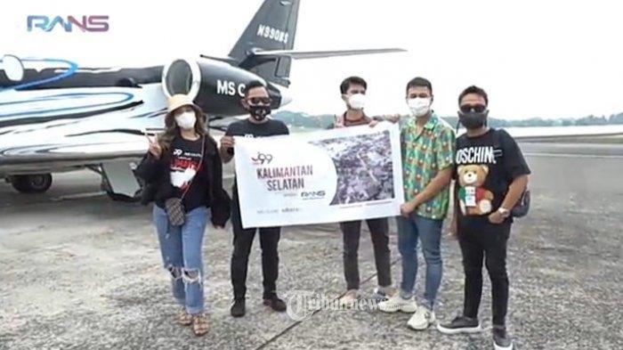 Crazy Rich Malang Punya Jet Pribadi, Kekayaan Raffi Ahmad Tersaingi: Intip Kemewahan yang Dimiliki