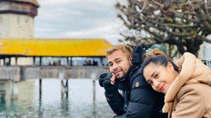 Hadiahkan Vespa Antik untuk Raffi Ahmad, Begini Cerita Nagita Slavina  Kasihan Lihat Suami