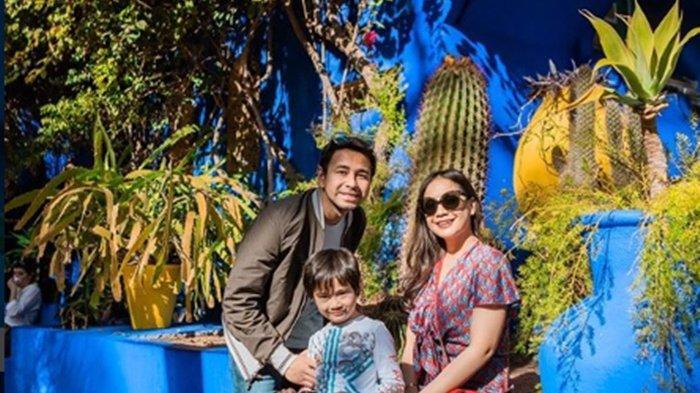Pengakuan Raffi Ahmad Menangis Lihat Nagita & Rafathar Begini Saat Keliling Dunia: Allah Baik Banget