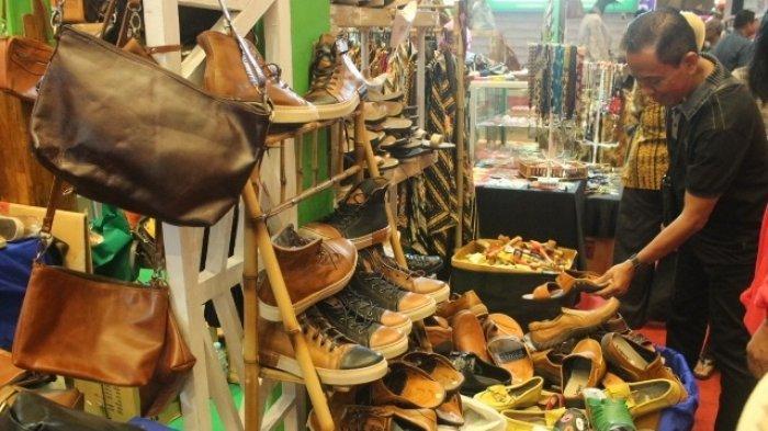 Ragam Produk Kulit Asli Khas Daerah Bisa Dibeli di Jakarta Fair Kemayoran