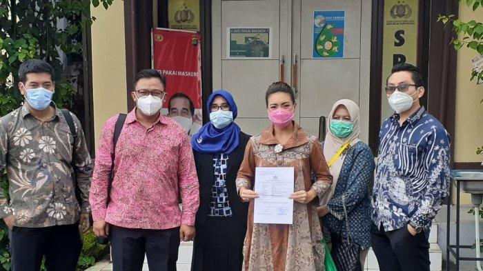 Siapkan Banyak Saksi, Keponakan Prabowo Laporkan Pemilik Akun FB yang Lecehkan Dirinya ke Polisi