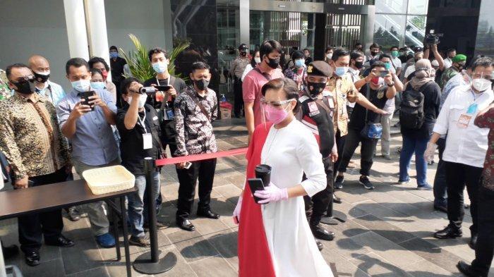 Tak Didampingi Muhamad, Keponakan Prabowo Hadir SendiriAmbil Nomor Urut Pilkada Tangsel