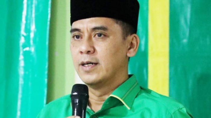 Syaiful Rahmat Deklarasikan Diri Maju Jadi Calon Ketua DPW PPP DKI