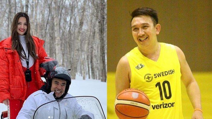 Diajak Main Basket Bareng Ardi Bakrie di Rumah Augie Fantinus, Nia Ramadhani Beri Komentar Pedas
