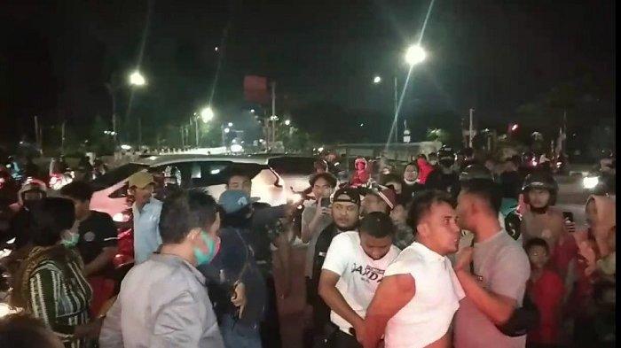 Polisi Keluarkan Tembakan Peringatan saat Amankan Maling yang Nyaris Dibakar Massa