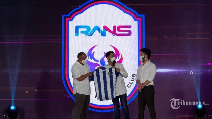 Klub Bola Raffi Ahmad Gandeng Nama-nama Beken, RANS Cilegon FC Kental dengan Aroma Persija Jakarta