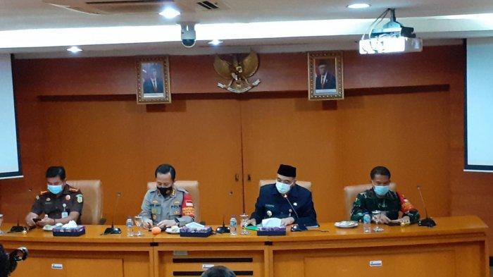 Kerumunan Haul Syekh Abdul Qodir, Bupati Tangerang Khawatir Klaster Baru Covid-19