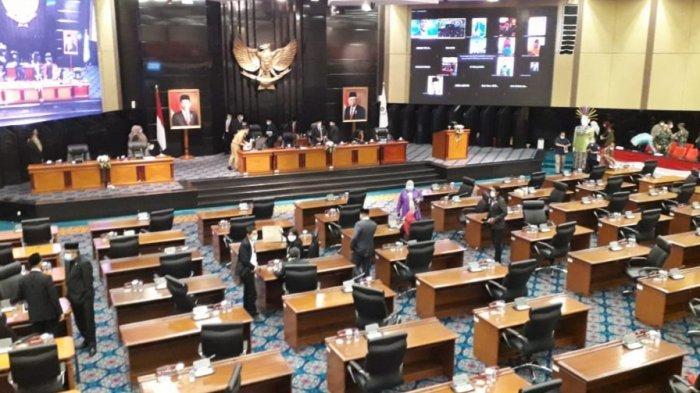 Tak Dihadiri Anies Baswedan, DPRD DKI Jakarta Sepakati APBD DKI 2021 Rp 84,19 Triliun