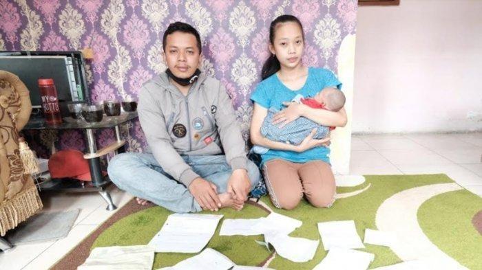 Pilu Ibu Muda Pulang Melahirkan Tak Bawa Ari-Ari di Kota Batu, Punya KIS Tapi Diminta Bayar Tunai