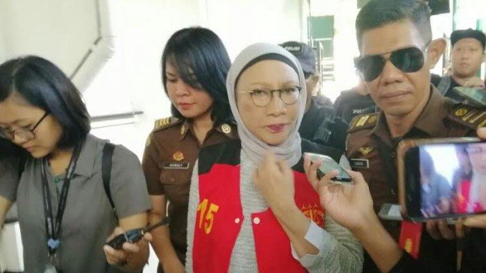 Soal Tuntutan Jaksa, Ratna Sarumpaet Mengaku Pasrah
