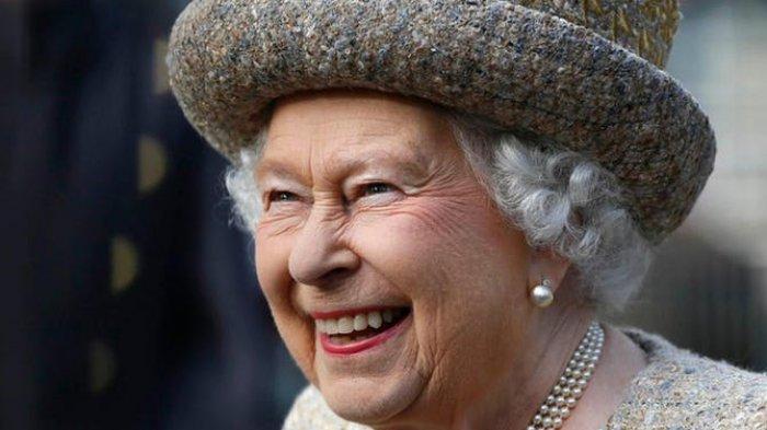 Suasana Haru Pemakaman Pangeran Philip, Ratu Elizabeth Duduk Sendirian di Dekat Altar