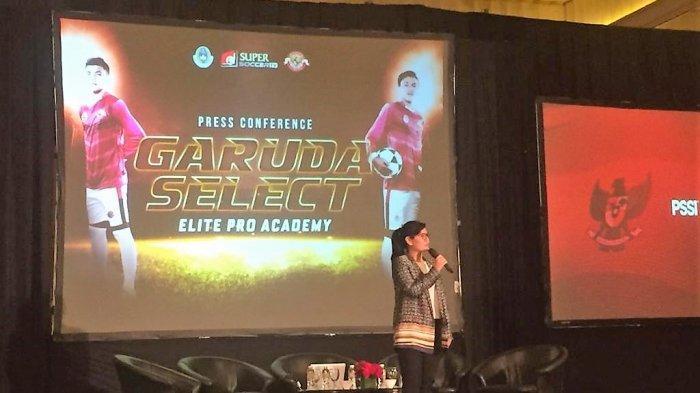 PSSI Berangkatkan 24 Pesepakbola Indonesia U-16 Latihan ke Inggris