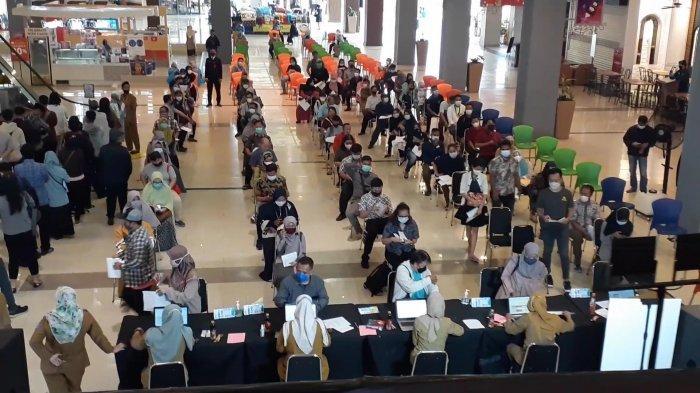 101.442 Warga Kota Tangerang Sudah Terima 2 Dosis Vaksin Covid-19