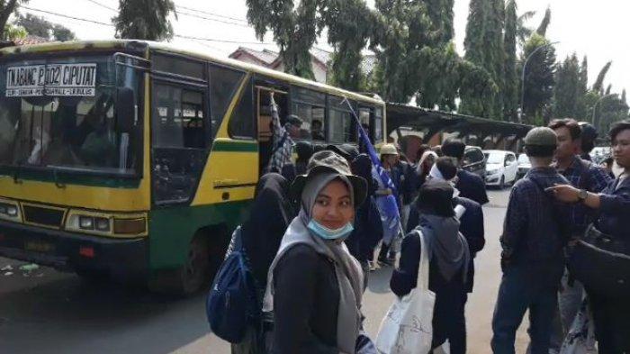 Mahasiswa UIN Jakarta Kembali Bergerak Ke DPR untuk Suarakan 7 Tuntutan