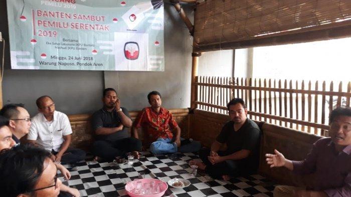 Ray Rangkuti Sebut Potensi Menang Calon Tunggal di Pilkada Tangerang Besar Tapi Partisipasi Rendah