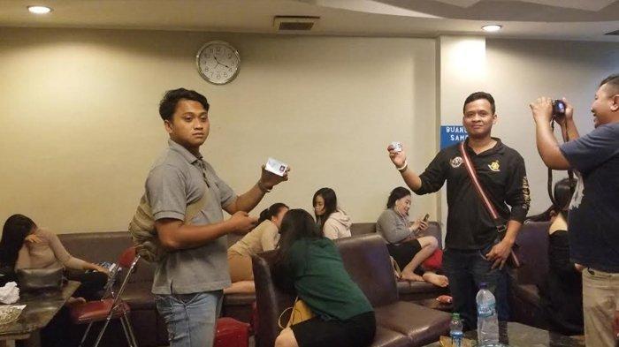 Jelang Libur Natal dan Tahun Baru, Hiburan Malam di Tangerang Dirazia Polisi