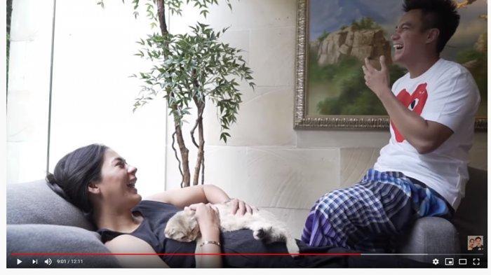 Baim Wong Keceplosan Sebut Nama Marshanda untuk Kucingnya, Paula Verhoeven Heran: Kok Tiba-tiba?