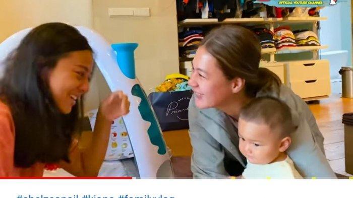 SELAMAT! Adik Paula Chelzea Verhoeven Positif Hamil, Istri Baim Wong Kegirangan: Feeling Kakak Kuat