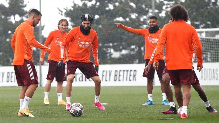 Prediksi Starting XI Real Madrid Vs Chelsea: Sergio Ramos, Ferland Mendy dan Mateo Kovacic Absen