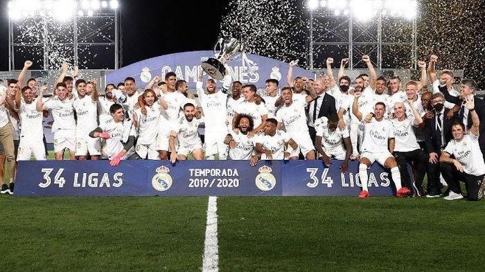 Real Madrid Menangi Laga El Clasico, Sukses Permalukan Barcelona di Camp Nou