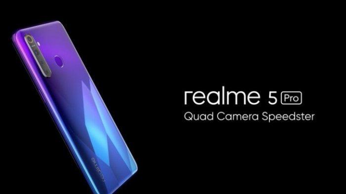 Perbandingan Spesifikasi Realme 5 & Realme 5 Pro, Harga Beda Rp 800 Ribu: Mana Lebih Unggul?
