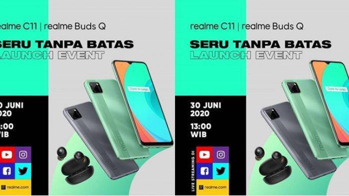 Realme C11 Hari Ini Diluncurkan di Indonesia: Ini Bocoran Spesifikasinya