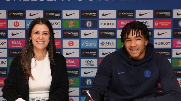 Chelsea Perpanjang Kontrak Pemain Muda Reece James hingga 2025
