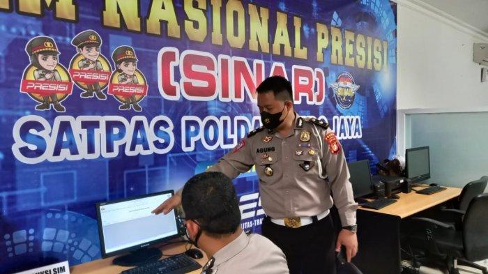 Melihat Prosedur Perpanjangan SIM Online di Satpas Polda Metro, Tak Sampai 15 Menit SIM Sudah Jadi