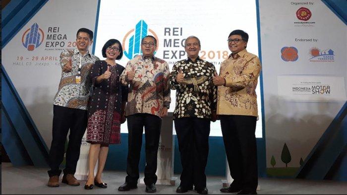 Rei Mega Expo 2018, Pameran Properti Pertama yang Dipadu dengan Ajang Otomotif