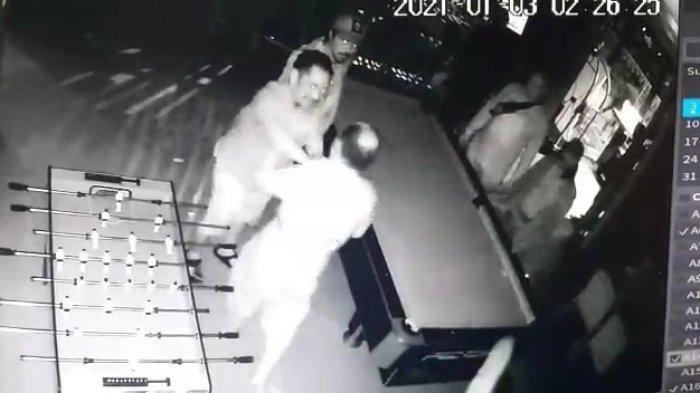 Polisi Cuma Diam saat Dua Karyawan Hotel Jababeka Dikeroyok 7 Orang, Pelaku Mengaku Anggota TNI