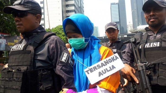 Siang Ini, Aulia Kesuma Dalang Pembunuhan Pupung-Dana Jalani Sidang Dakwaan di PN Jakarta Selatan