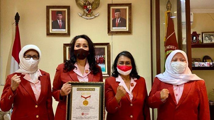 Organisasi Perempuan dengan Sederet Kegiatan Selama Pandemi Covid-19, Kowani Raih Penghargaan MURI