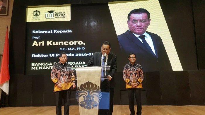 Rektor Universitas Indonesia Ari Kuncoro Mengundurkan Diri dari Posisi Wakil Komisaris Bank BRI