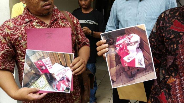 Spanduk Tsamara Amany Dirusak, Relawan PSI Lapor ke Bawaslu DKI
