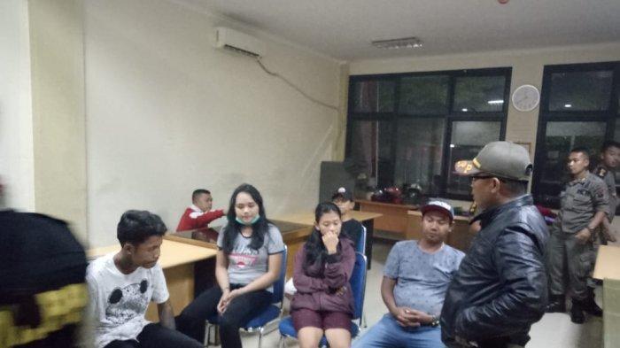Tertangkap Tangan Sedang Pesta Miras, 5 Remaja Belasan Tahun Diamankan Satpol PP Kota Depok