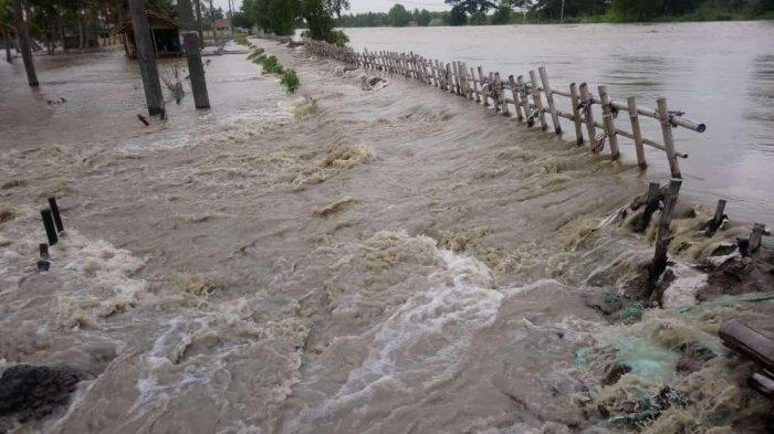 Tinggi Muka Air Kali Bekasi Naik, Sejumlah Wilayah Wasapda Banjir
