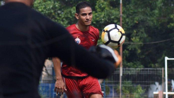 Renan Silva Tak Sabar Perkuat Persija Jakarta di Depan The Jakmania
