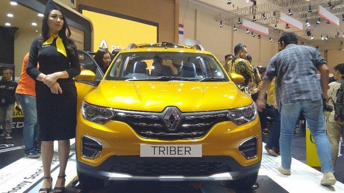Pengunjung GIIAS 2019 Bisa DP Rp3 Juta Dapatkan Renault Triber