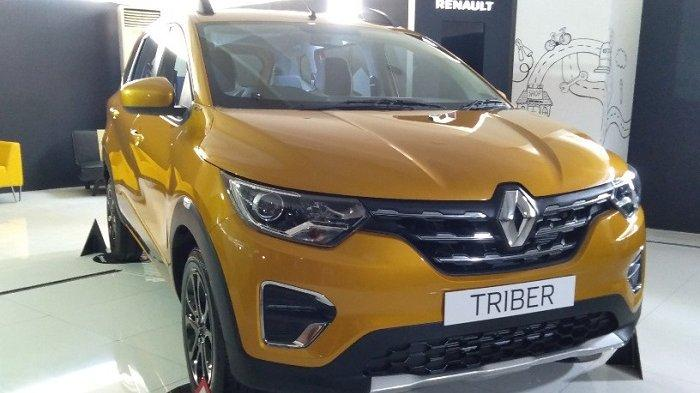 PT Maxindo Renault Indonesia Rahasiakan Harga Renault Triber