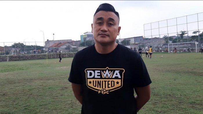 Rendra Soedjono selaku Chief Operating Officer (COO) Dewa United FC
