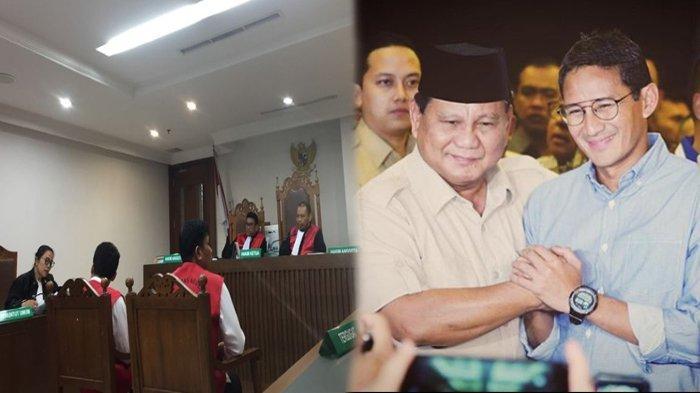 Lempari Polisi Saat Rusuh 22 Mei, Rendy Bugis Bos Relawan Prabowo-Sandiaga Dituntut 4 Bulan Penjara