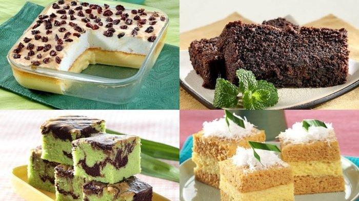 Daftar 4 Resep Kue untuk Lebaran, Kue Ruwok, Brownies hingga Cake Kukus Kelapa Gula Merah