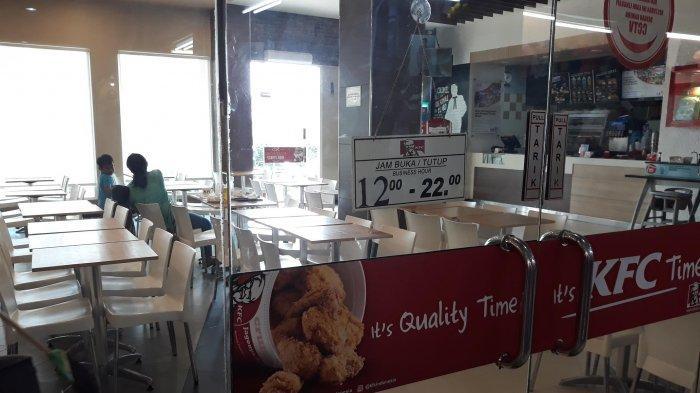 Restoran Cepat Saji Buka di Aplikasi Ojek Online Sebelum Jam Operasional di Tangsel