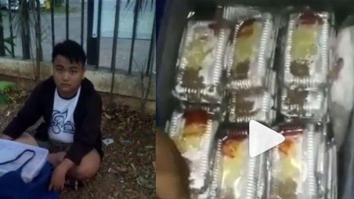 Viral Bocah SMP di Tangerang Jualan Nasi Uduk Pukul 4 Subuh Pagi Demi Bantu Orang Tua
