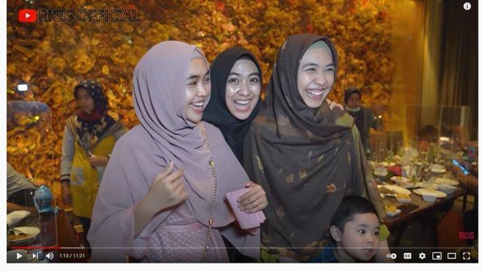Unggah Momen Ramadhan Bareng Almarhum Ayah, Ria Ricis: Ternyata Ini Kumpul Keluarga Lengkap Terakhir