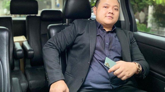 Ricky Bagja atau Ricky BM.