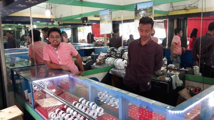 Pedagang Sebut Penjualan Emas Lesu Pasca Lebaran